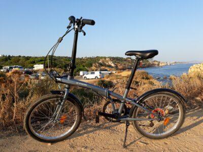 Rent a bike in Faro, Portugal
