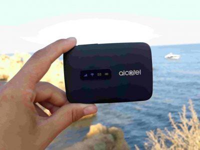 Rent internet wifi in faro portugal